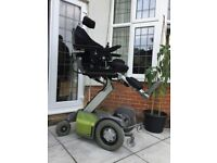Balder Electric wheelchair - brand new batteries - delivery can be arranged