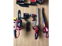 Brand New Cordless Power Tools Bundle