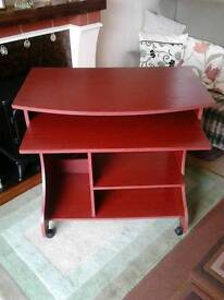 Computer trolly/table