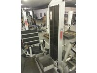 FORCE 5 STAR HORIZONTAL LEG PRESS FORSALE!!