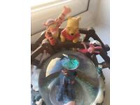 Winnie the Pooh snow globe