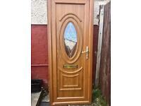 Upvc front door for sale