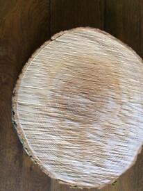 Wooden Blocks Wedding Centre piece