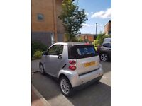 20100 SMART FOR TWO , 50011 MILES , CABRIOLET , SEMI AUTO , PETROL , £2600