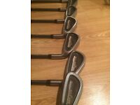 Full set of Yonex ADX 400 irons
