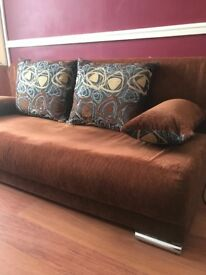 Sofa bed wartrobe coffe table