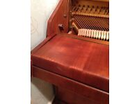 Piano - used - in tune and full working order - Eavestaff mini royal