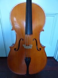 Beautiful full-size cello for sale