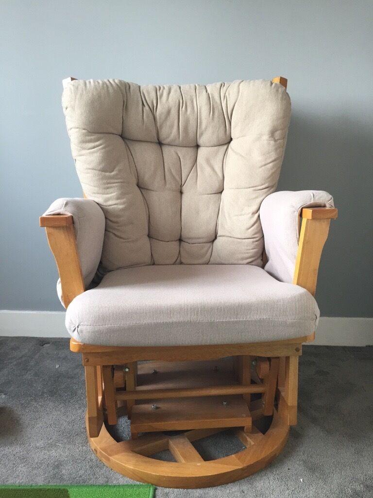 Cosatto Breastfeeding Rocking Nursery Chair In Saltford