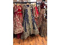 Monga's wedding dress kurta lengha Indian size 10 - 12 Pakistani