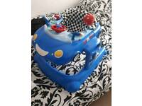 BABY WALKER WITH DETACHABLE TOY PART