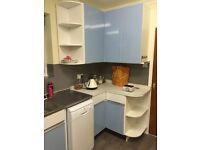 complete kitchen with cupboards and drawers collection only