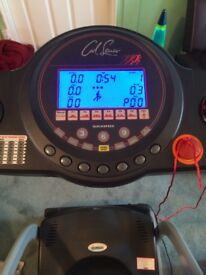 Treadmill multi speed and elevation