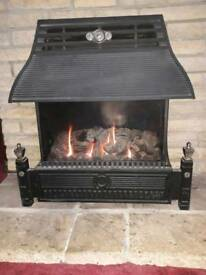 Flavel gas fire