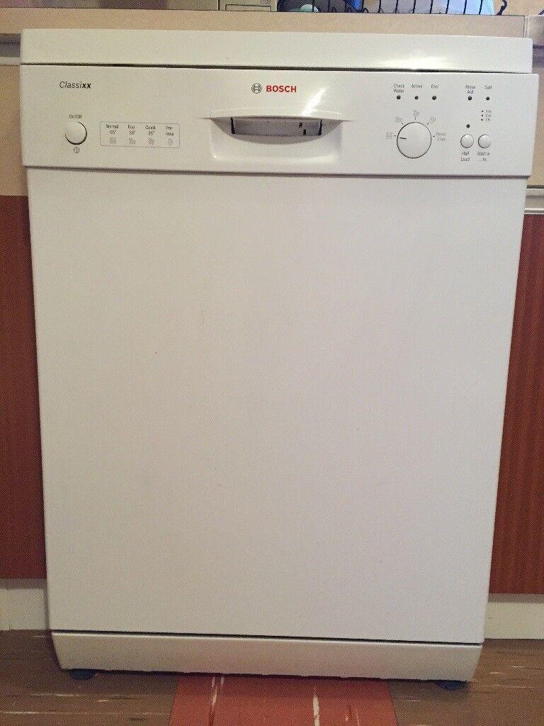 BOSCH Classics Dishwasher SGS53C12