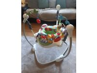 childs jumperoo bouncy chair
