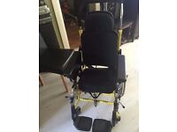 Childs Handicare Wheelchair