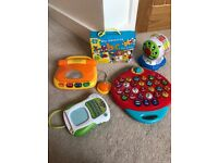Letter Learning Toys