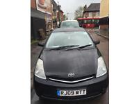 Toyota Prius PCO car to rent or hire from £90