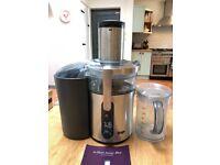 Sage Nutri Juicer Plus - Silver