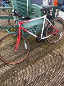 1980's carrera bike