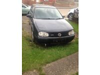 Volkswagen Golf GTI spares or repairs *cheap*