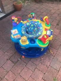 Baby entertainment centre