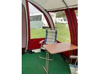 Panama lightweight Porch awning - 260cm wide x 230cm deep