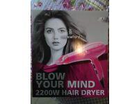 Blowdryer hairdryer lee stafford