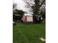Small awning vw t25 etc
