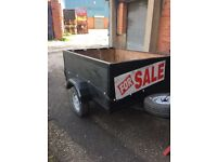 6x4 trailer great condition