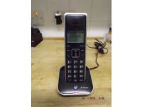 bt home phone in good condition this is the not the main unit so you need that to add this one