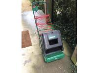 Qualcast electric scarifier