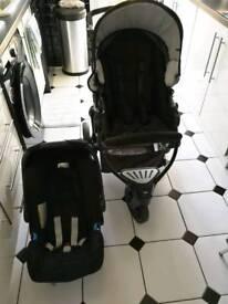 Britax B-Smart 3 Pushchair