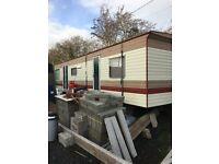 2 Bed Monarch S mobile home. 34 x 10