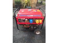 5.5 kva petrol generator