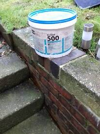 Eurocol 500 floor adhesive £10