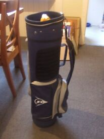 Dunlop Light Golf Bag
