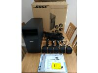 Bose Acoustimass 6 Series III - 5.1 Speaker System