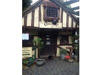 Cook/Chef and also kitchen assistant required for family run Tea House in Steyning