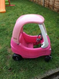 Little Tikes Car - Pink