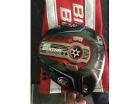 Callaway Big Bertha double diamond 815 driver