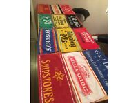 Bar towels 38 in total