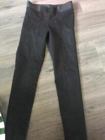 Black school pants