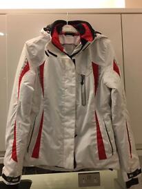 Ladies Hyra Ski Jacket - As new - Size 10