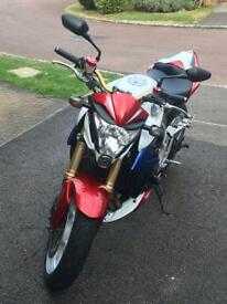 Honda CB1000R extreme