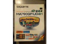 Motherboard Gigabyte GA-MA790GP-UD4H