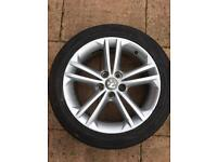 Vauxhall insignia alloy wheel