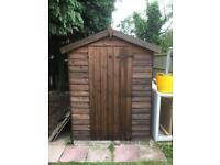 Timber Shed - Excellent Quality - Grab a bargain