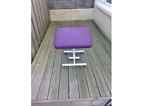 Reflexology footstool